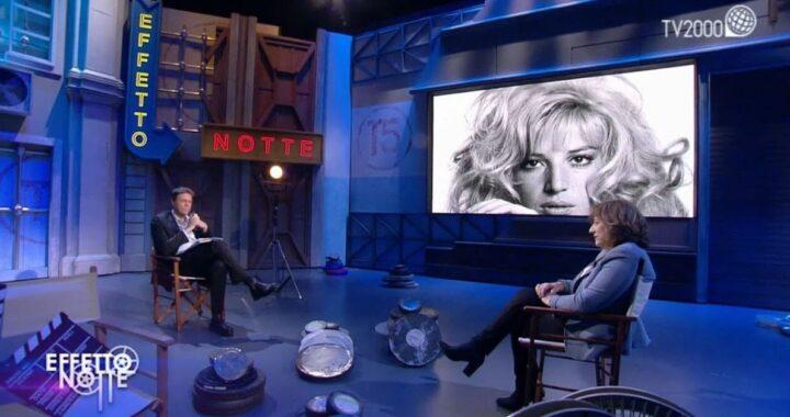 Monica Vitti raccontata da Laura Delli Colli a Effetto Notte