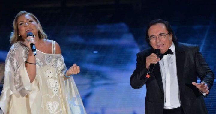 Al Bano a Sanremo senza Romina