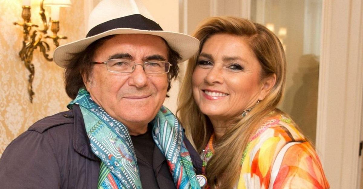 Al Bano e Romina Power nozze d'oro