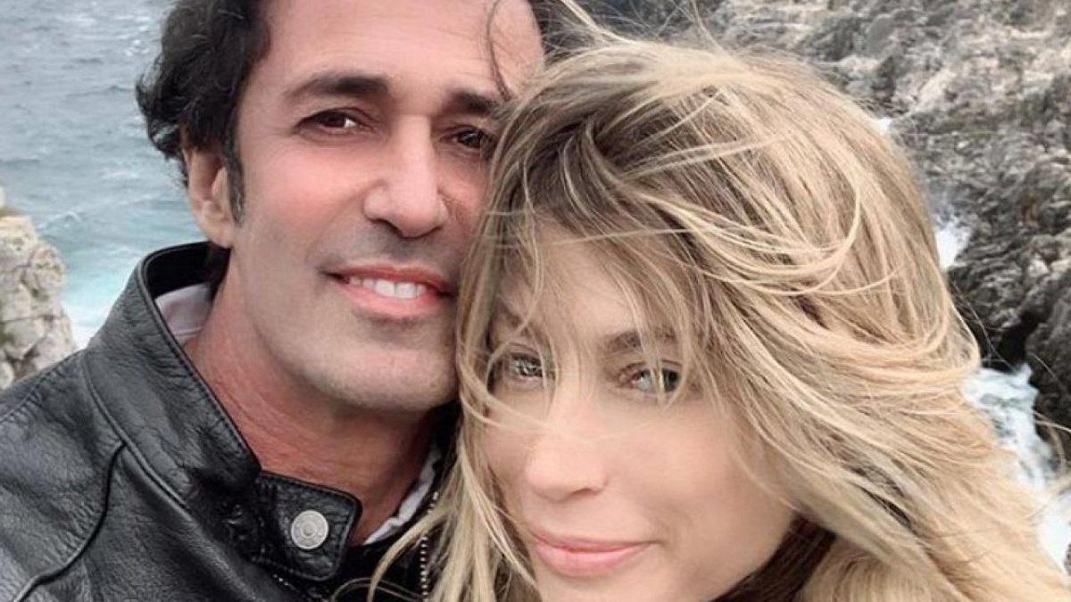 Maddalena Corvaglia e l'ex fidanzato