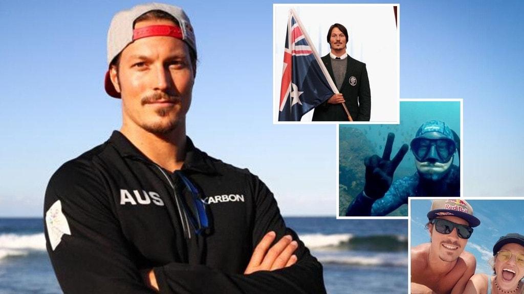 Alex pullin pesca subacquea