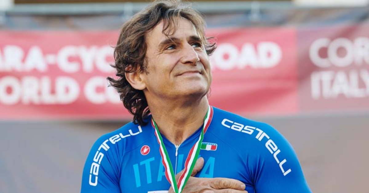 Alex Zanardi quarto intervento