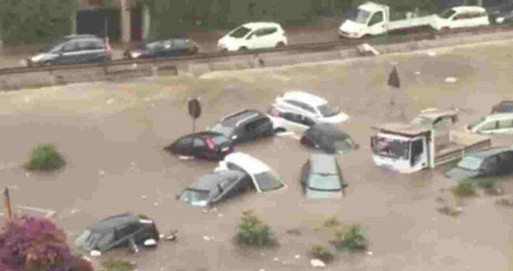 Alluvione Palermo