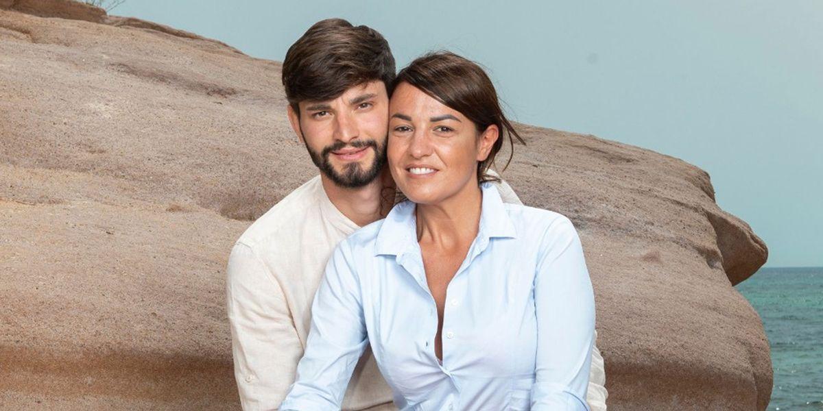 Andrea Battistelli e la fidanzata