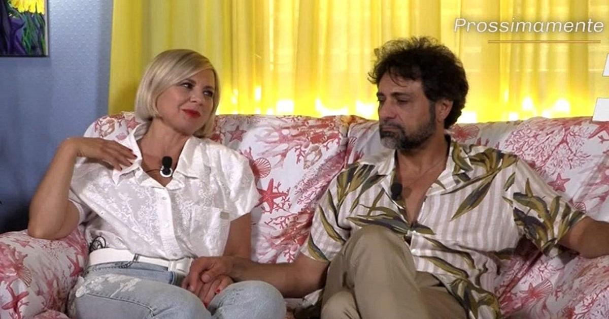 Ecco cosa è successo tra Antonella Elia e Pietro Delle Piane dopo il tradimento di lui