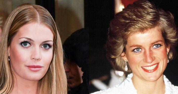 Lady Diana, la nipote Kitty Spencer è un'icona di stile con il suo abito bianco