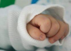 benevento morto neonato