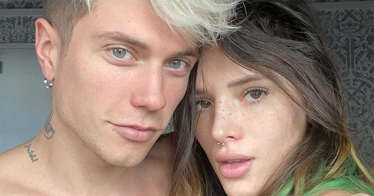Benjamin Mascolo e Bella Thorne
