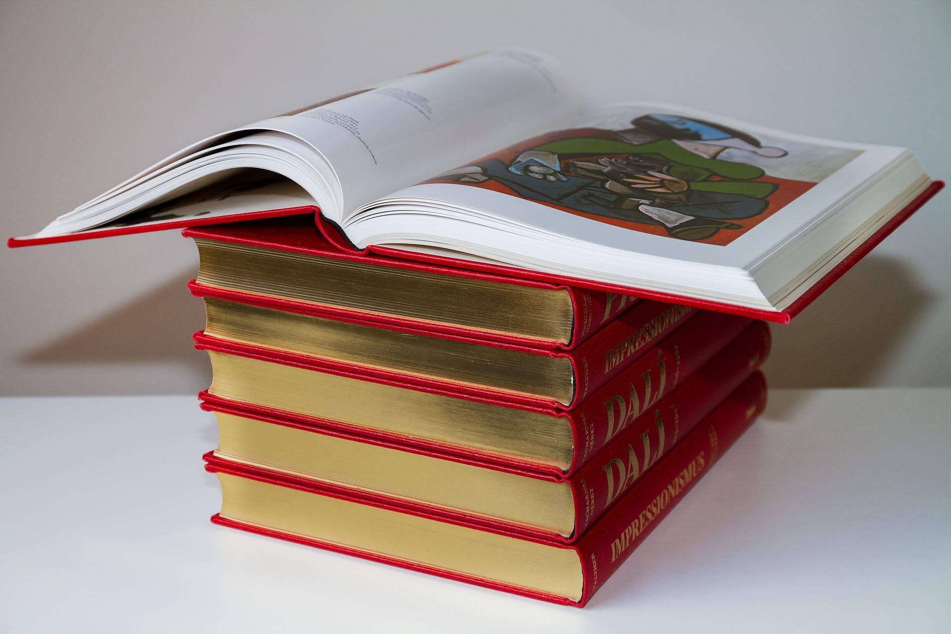 libro che parla di arte