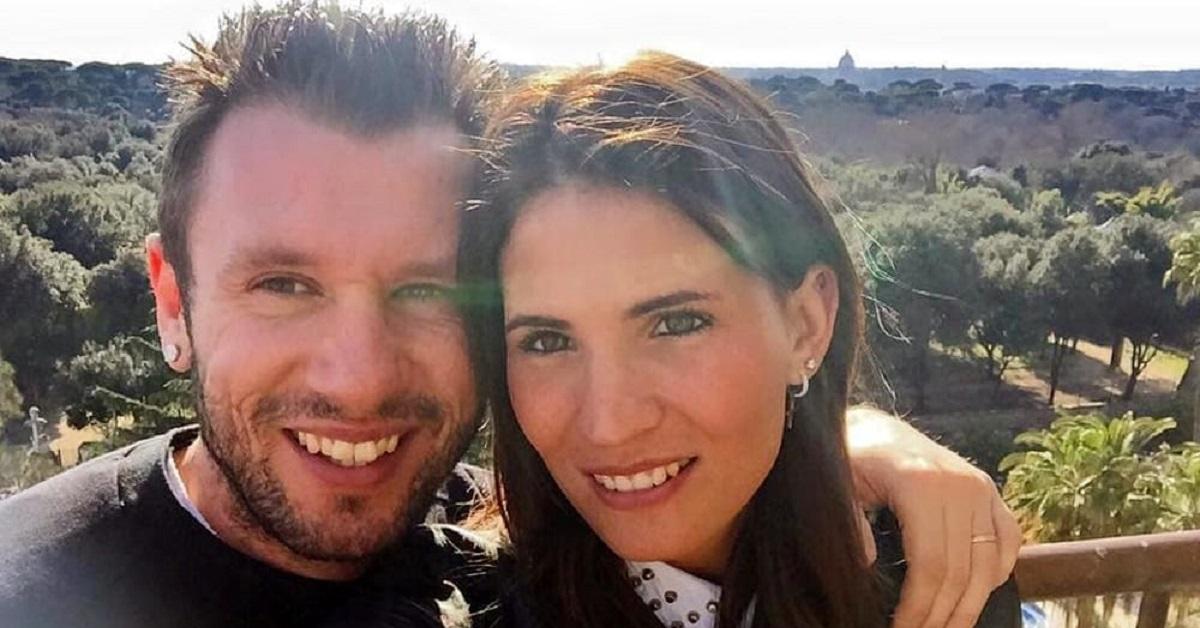 Antonio Cassano e Carolina Marcialis