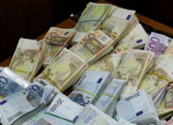 soldi legati a mazzette