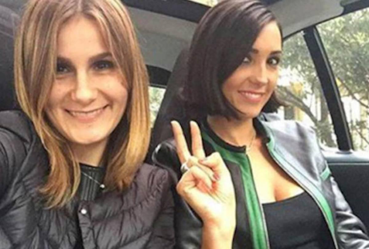 Sarah e Caterina Balivo