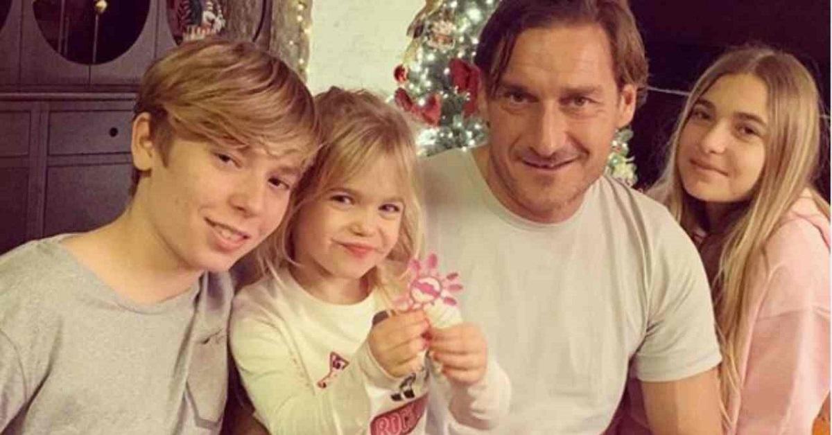 La famiglia di Chanel Totti