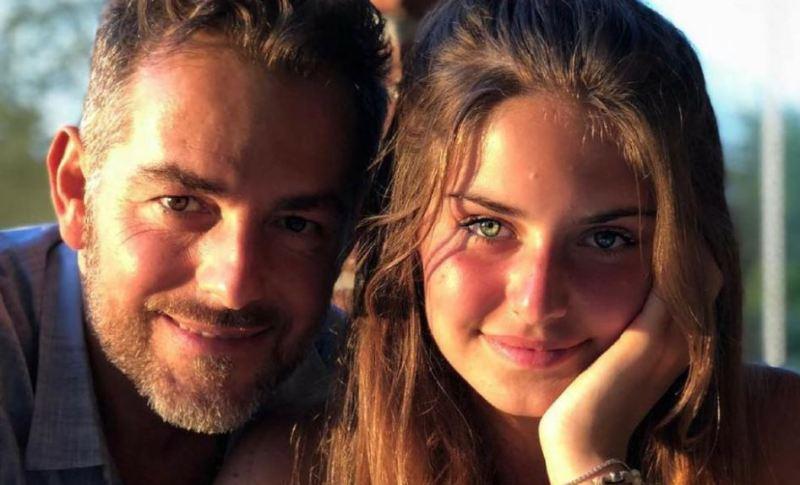 Stella Bossari e Daniele Bossari