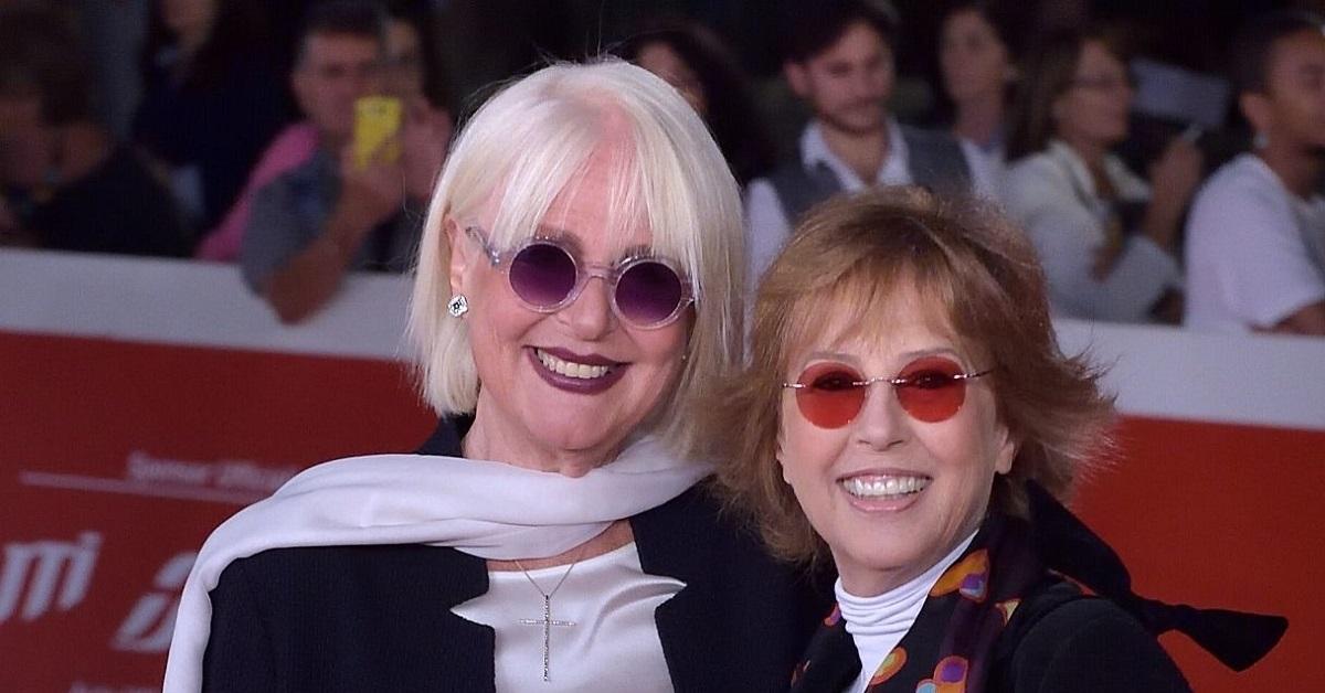 Loretta Goggi e la sorella