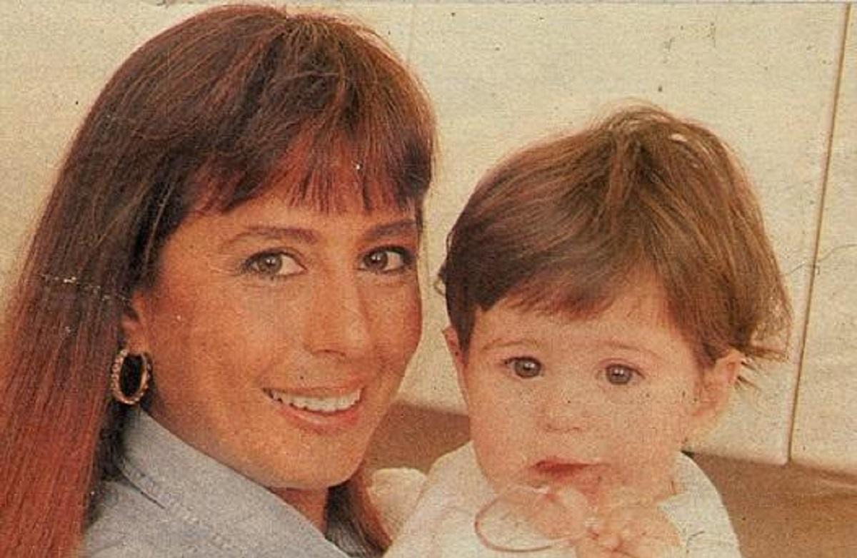 Maria Costanza Vannutelli e la mamma