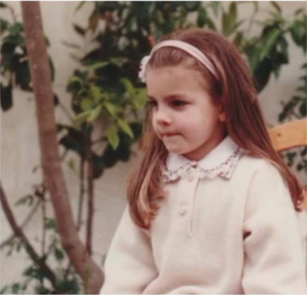 Emma da bambina