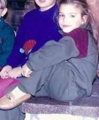 Emma quando era piccola