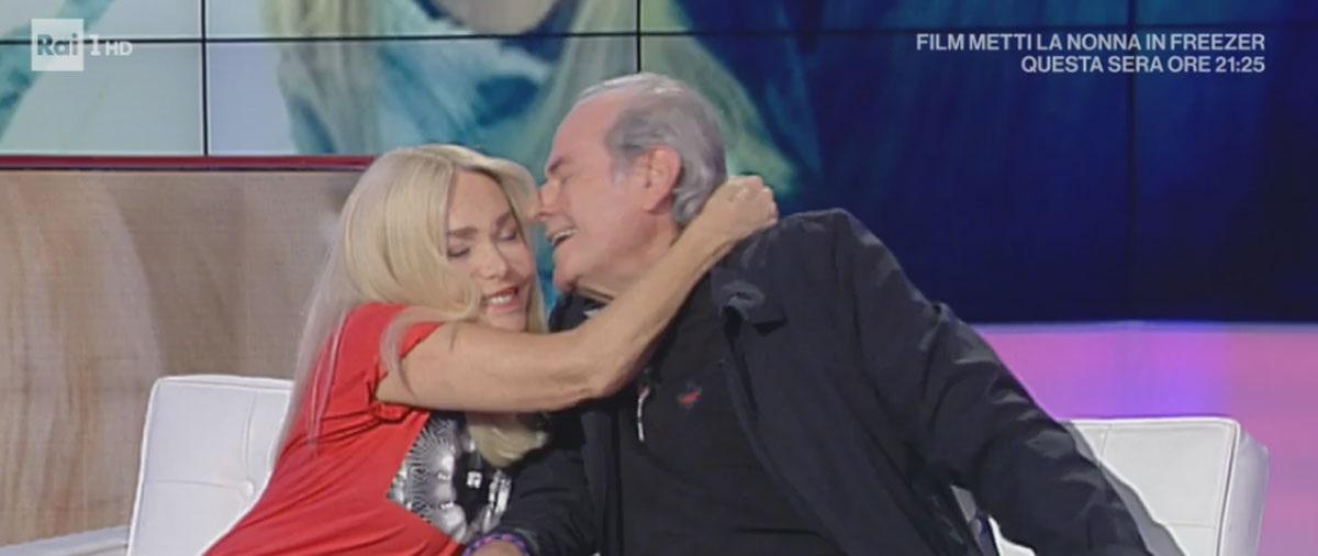 Maria Giovanna Elmi e il marito