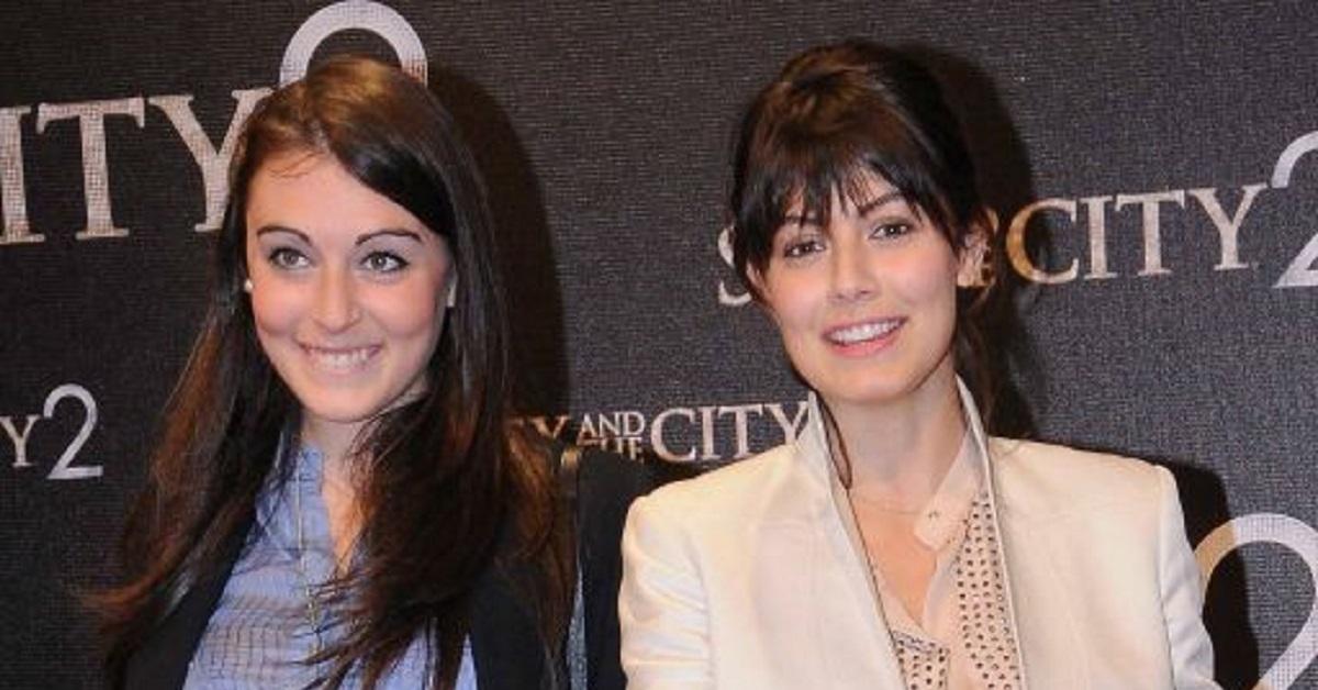 Alessandra Mastronardi e la sorella