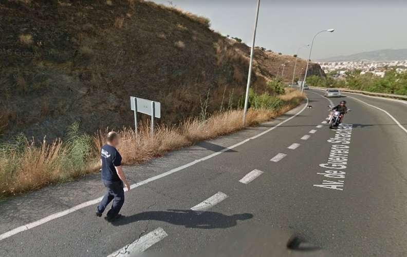 Telecamere di Google Street View