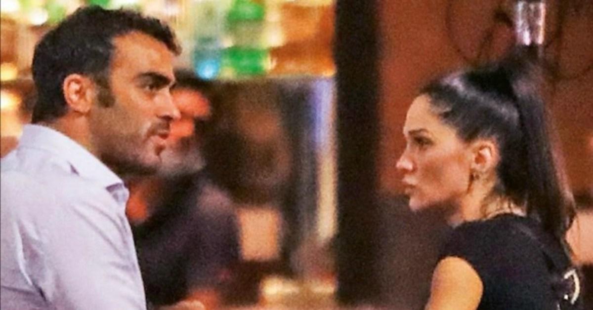 foto di gianmaria antinolfi e l'ex fidanzata