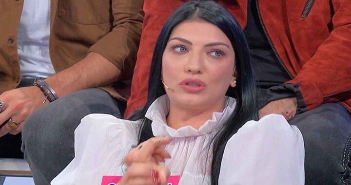 Giovanna Abate fugge dai suoi pensieri negativi