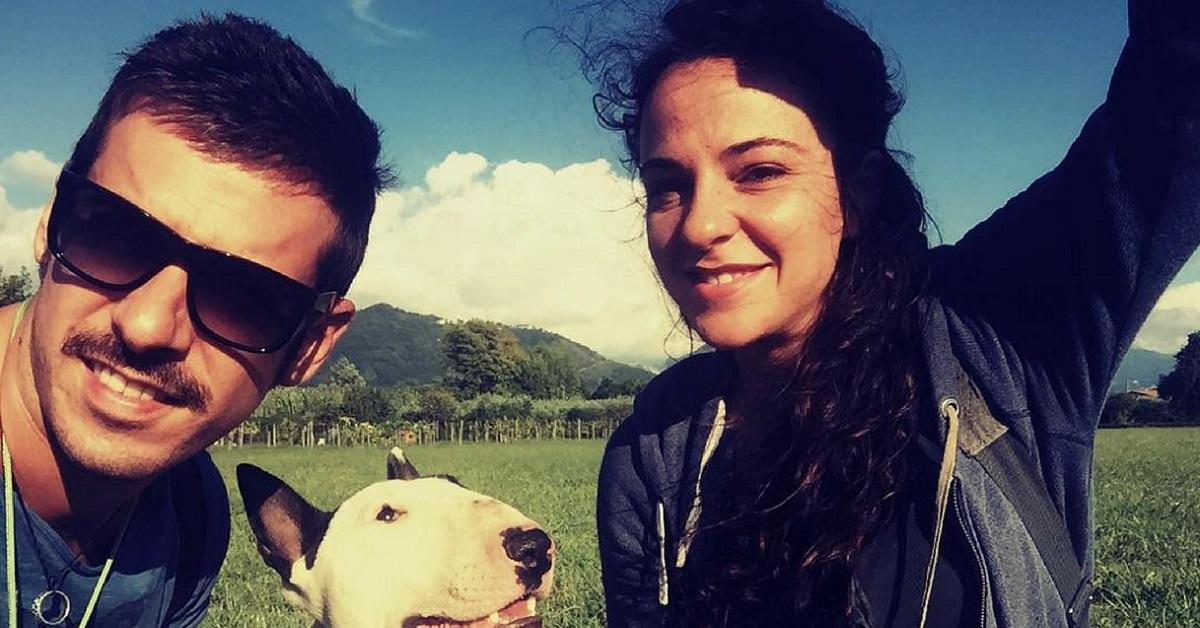 Francesco Gabbani e la sua ex fidanzata