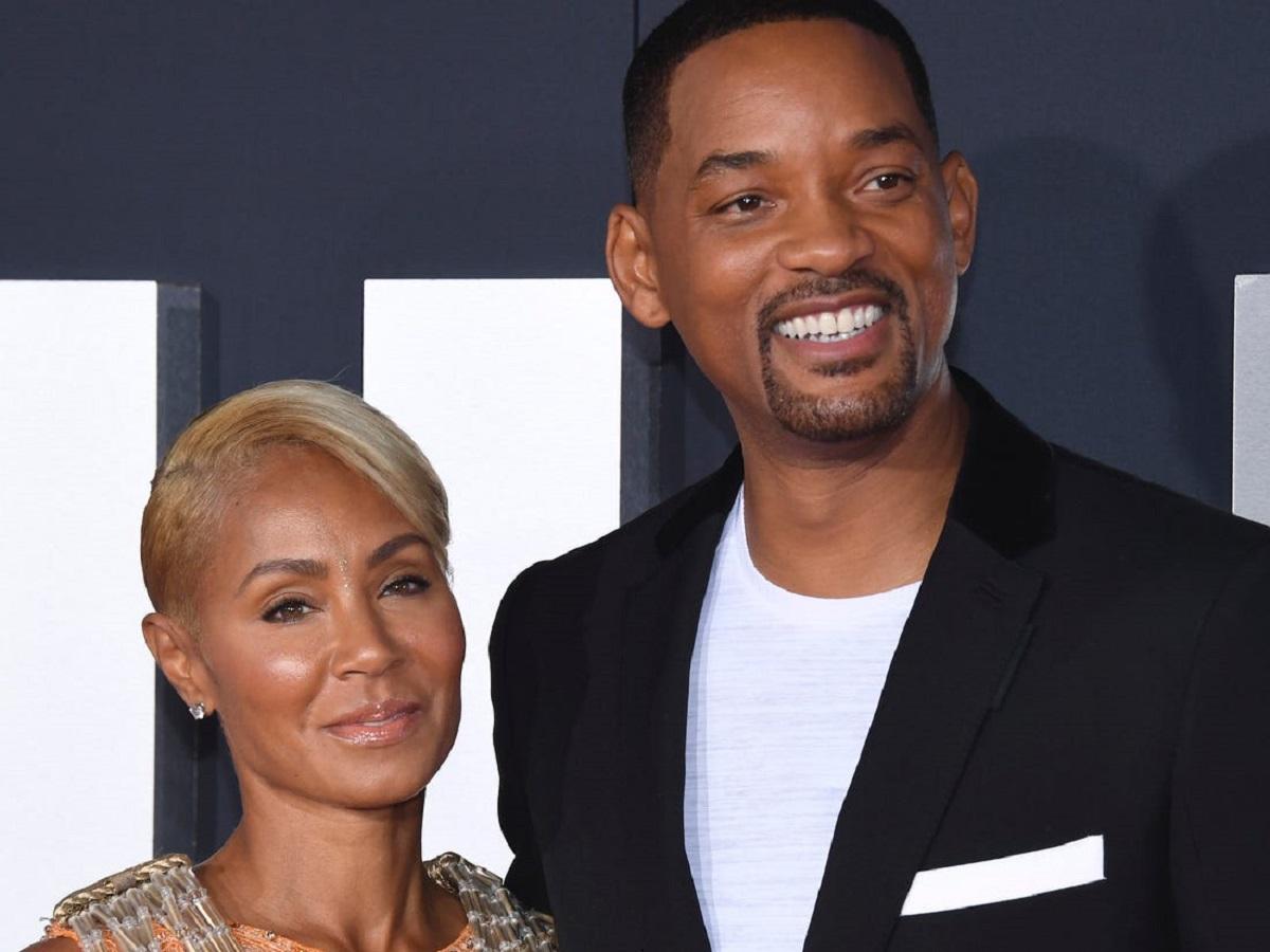 Will Smith e la moglie