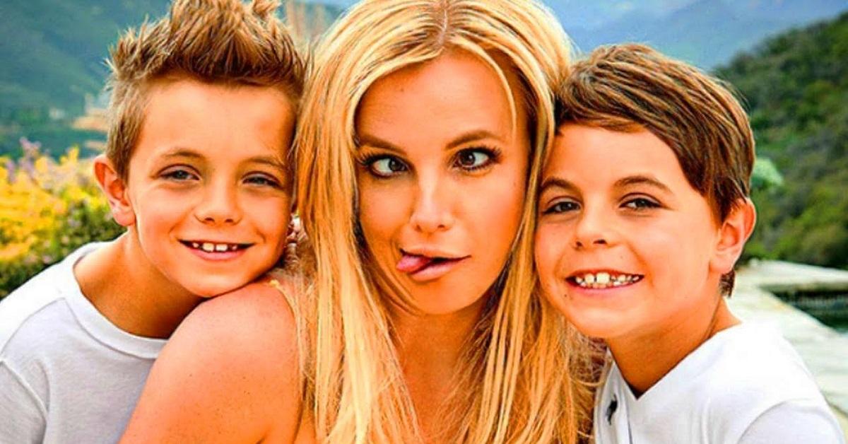 Sean e Jayden ames Federline e la mamma