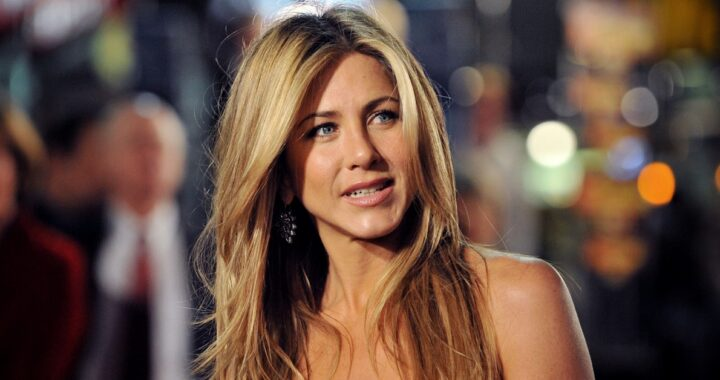 La foto dell'amico di Jennifer Aniston