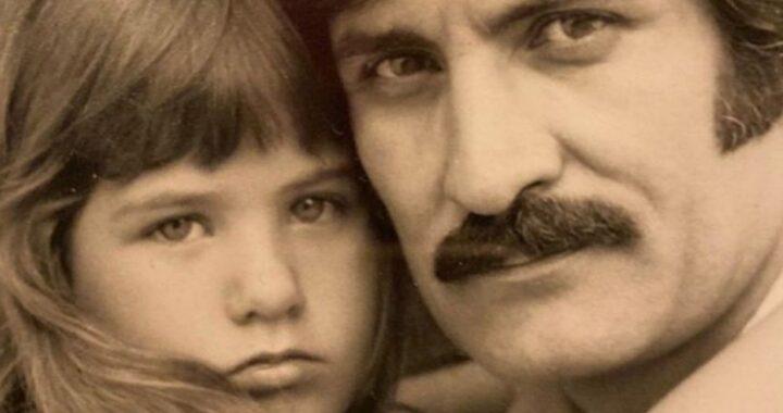 Jennifer Aniston e la foto da bambina