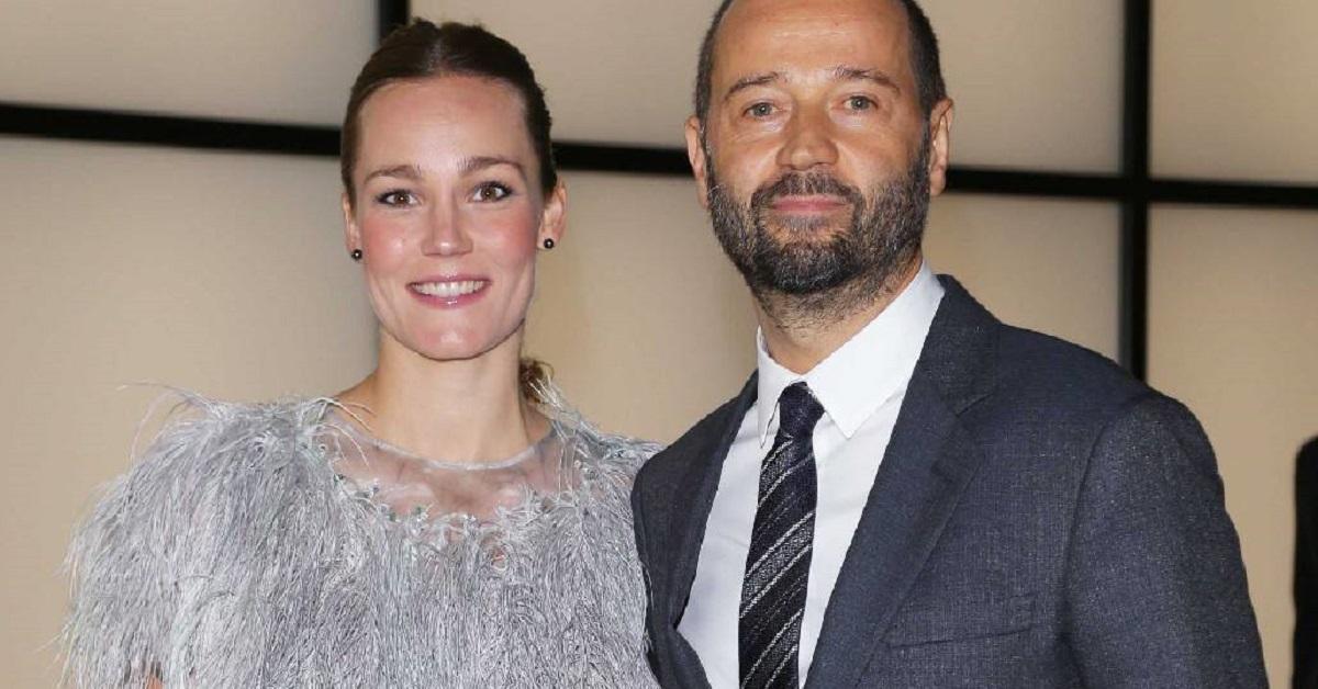 Fabio Volo e l'ex moglie