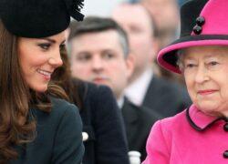 Kate Middleton Regina Elisabetta