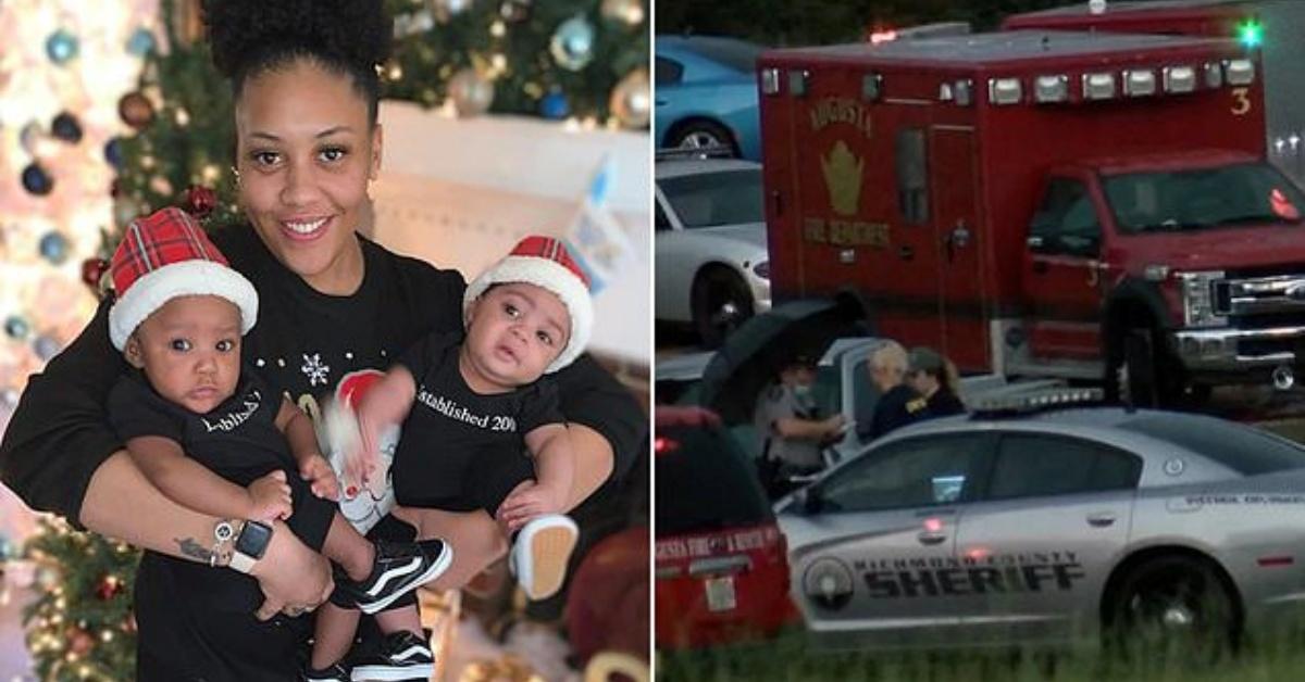 Georgia, madre di 25 anni e gemellini trovati morti