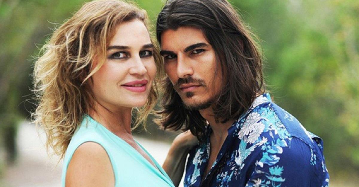 Lory Del Santo e il fidanzato