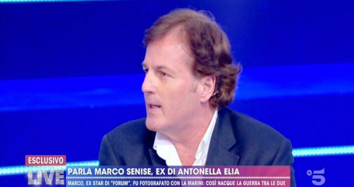 """Marco Sanise, l'ex di Antonella Elia spiega: """"L'ho lasciata io, perché.."""""""
