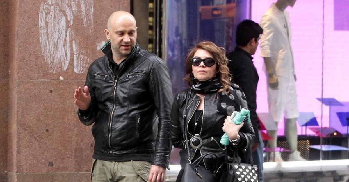 Cristina D'Avena e Massimo Palma