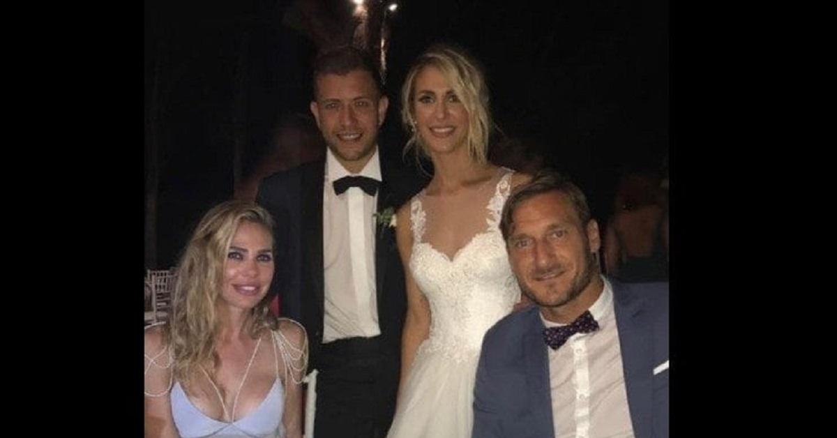 Matrimonio sorella Ilary Blasi