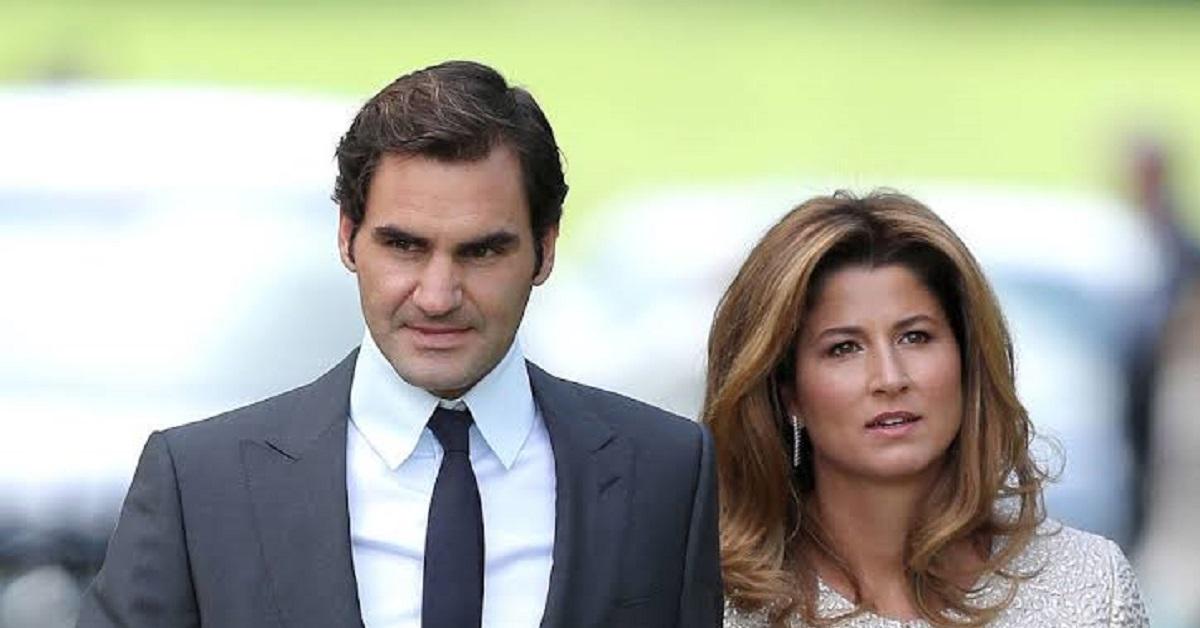 Roger Federer e Mirka Federer