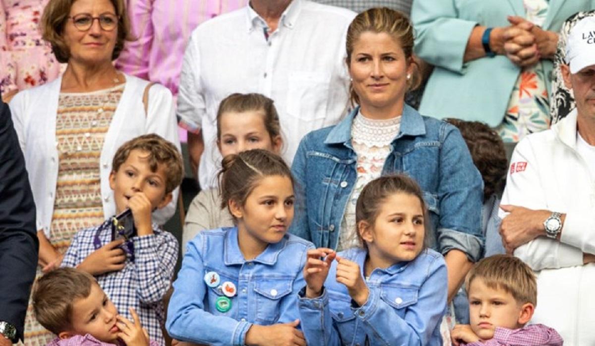 Famiglia di Roger Federer