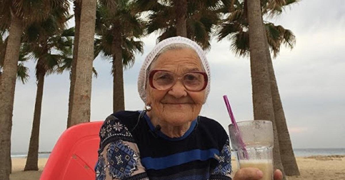Nonna gira il mondo