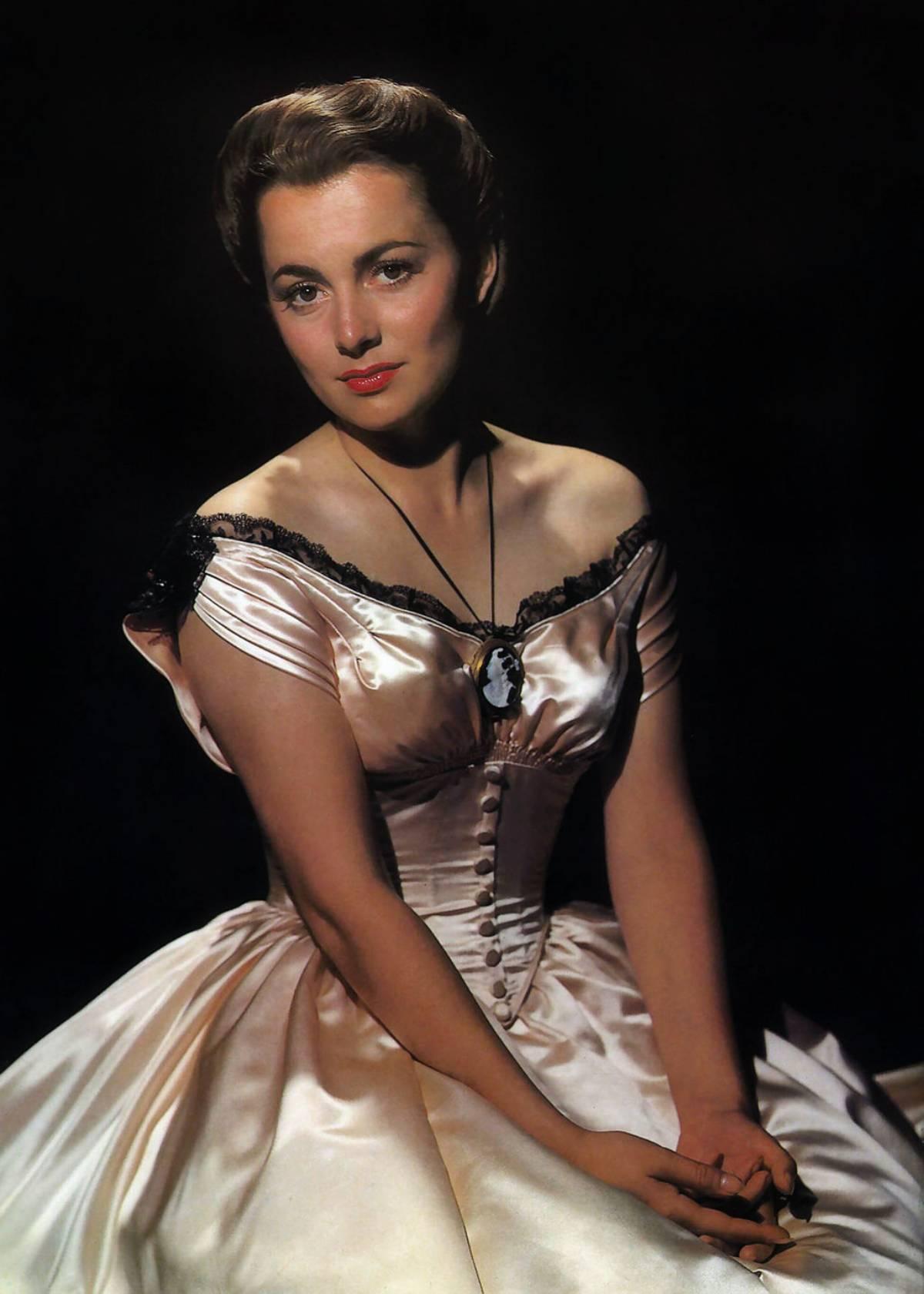 Olivia De Havilland da giovane