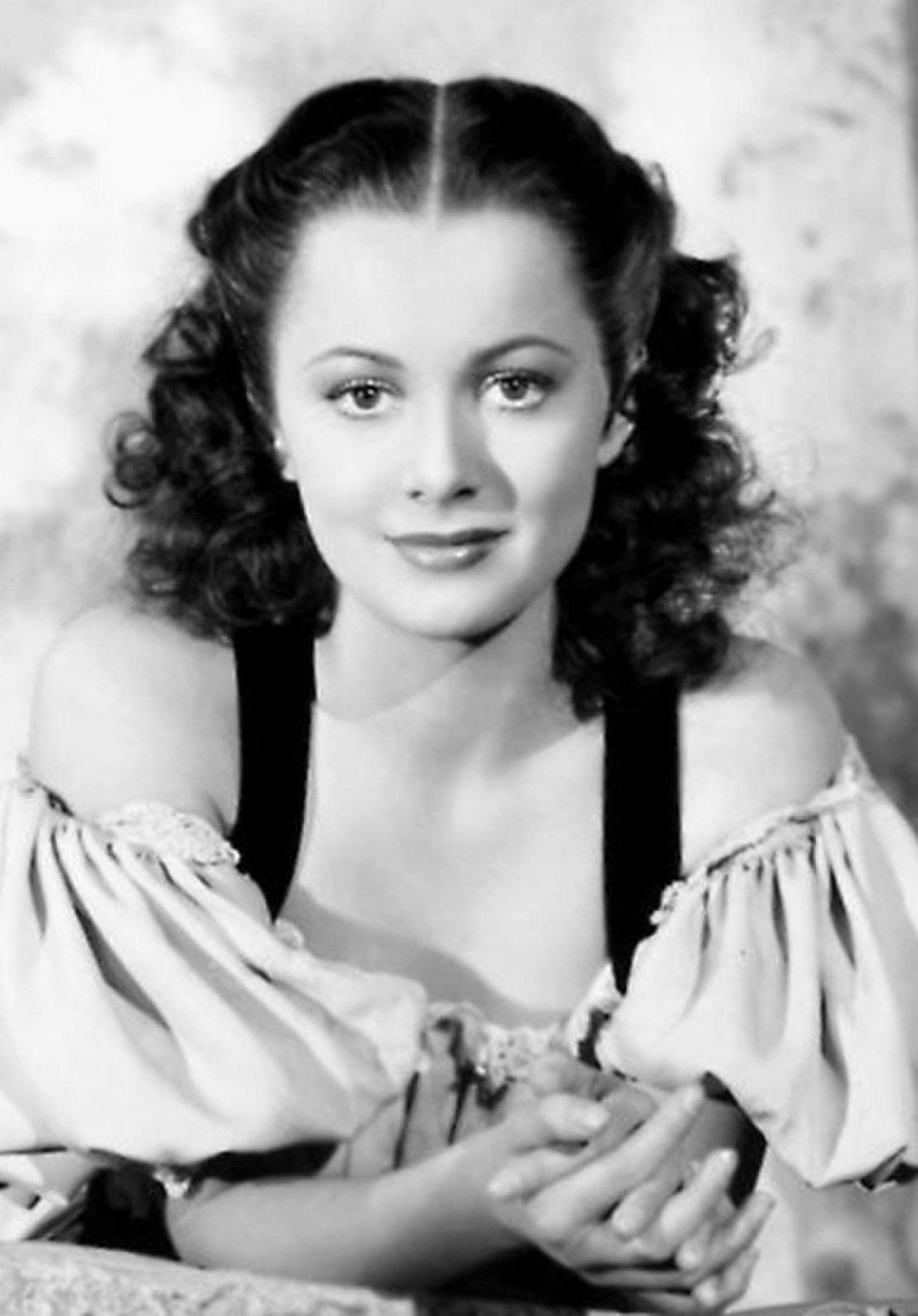 Olivia De Havilland foto
