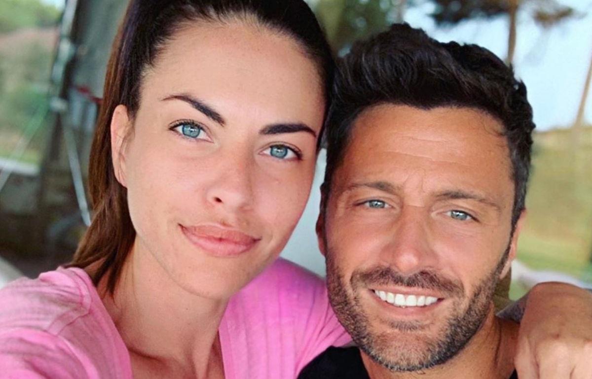 Filippo Bisciglia e la fidanzata