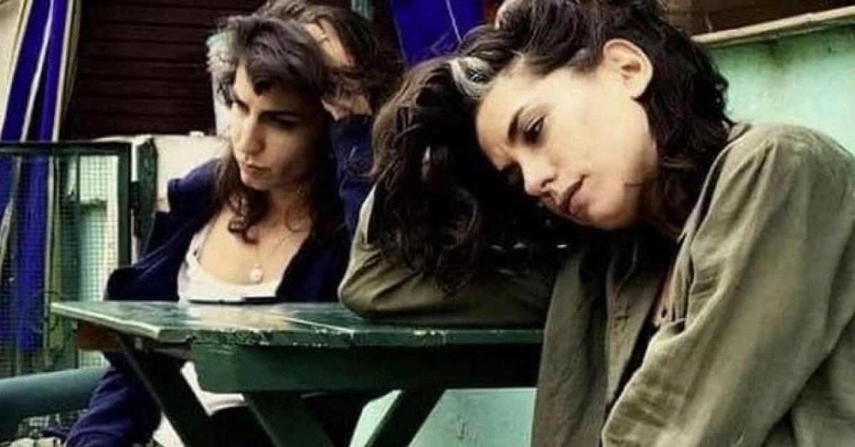 Giulia Michelini e la sorella