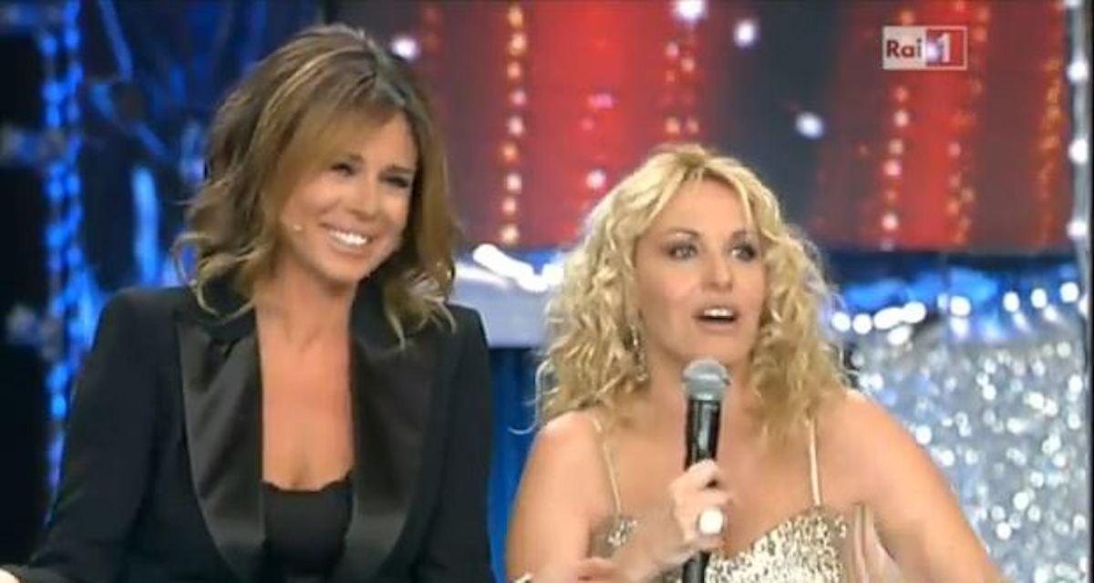 Paola Perego e Antonella Clerici insieme