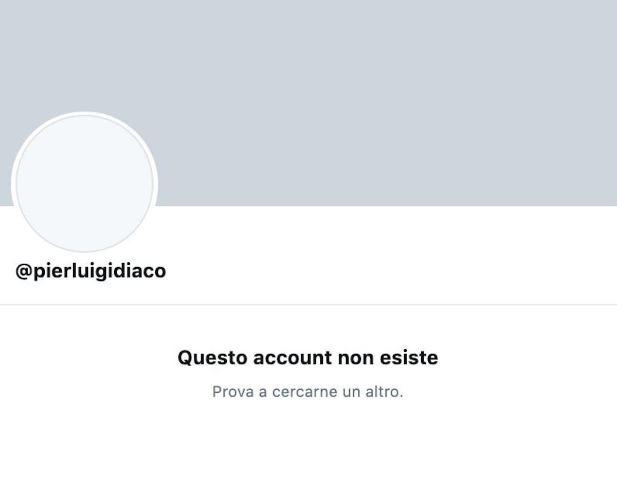 Twitter Pierluigi Diaco