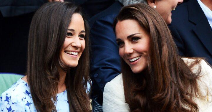 Pippa Middleton e Kate