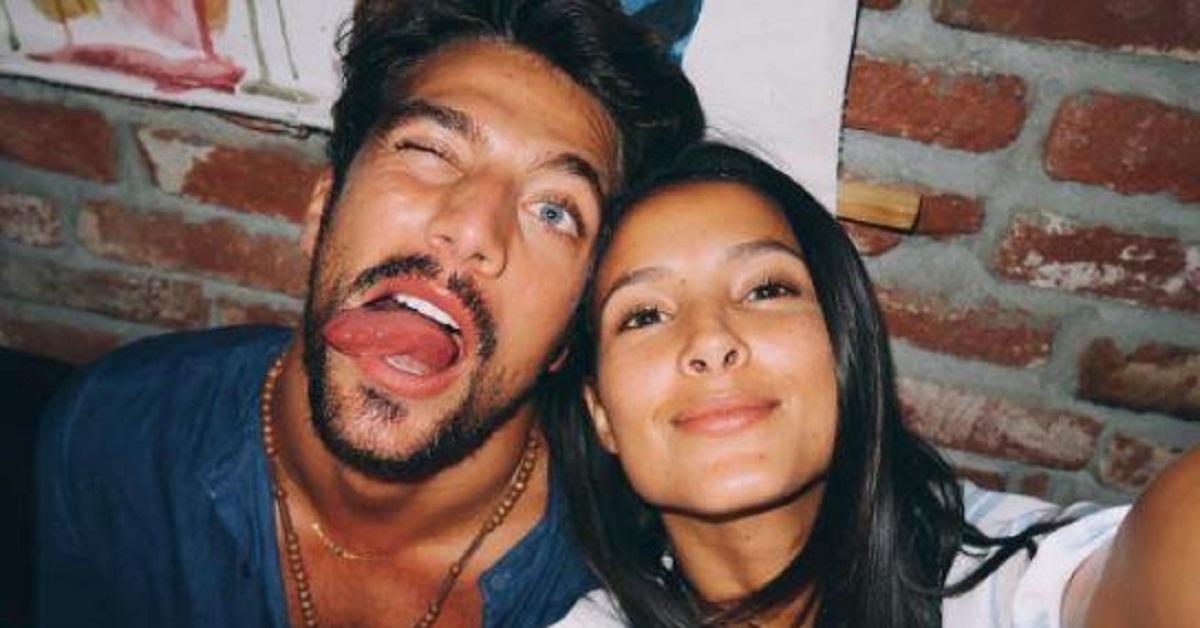 Mariana Rodriguez e l'ex fidanzato